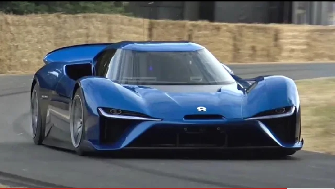 Top 10 Fastest Cars >> 1360HP NIO EP9 - World's Fastest Electric Road Car Driven ...