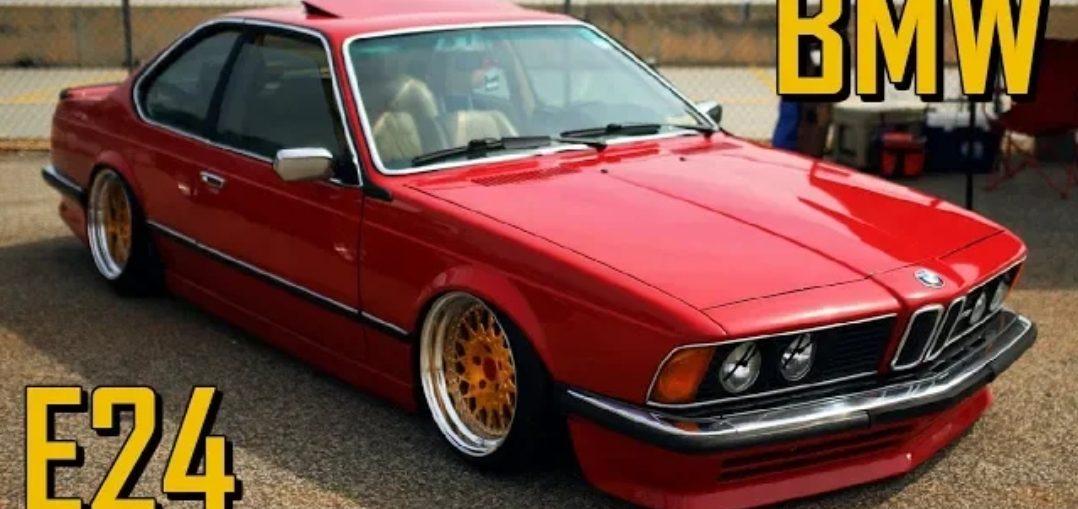 Brutal BMW E24