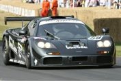 1995 McLaren F1 GTR with Open Exhaust