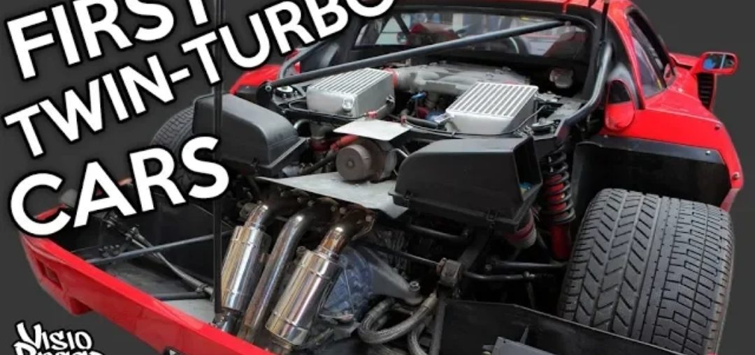 10 World\'s first Twin-Turbo cars ever made! - Turbo and Stance