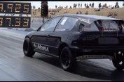 Quickest All Motor FWD Car