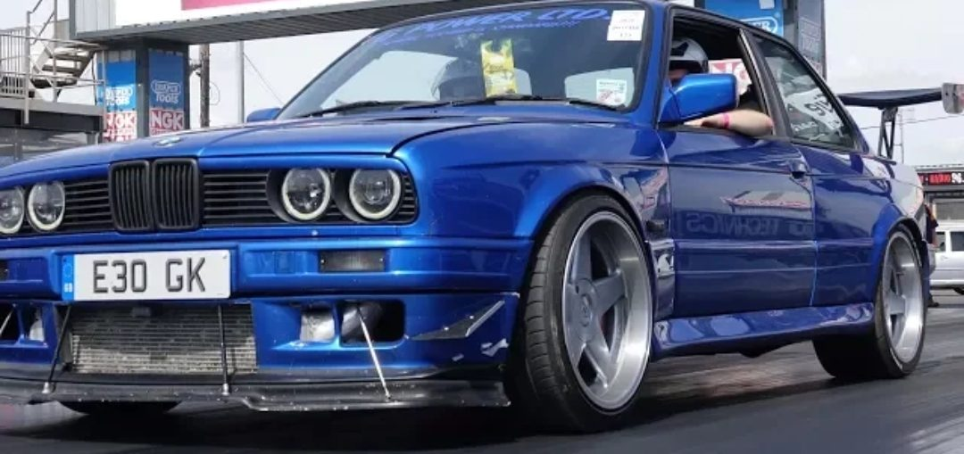 Bmw E30 Turbo 14 Mile 1147 At 135mph Turbo And Stance