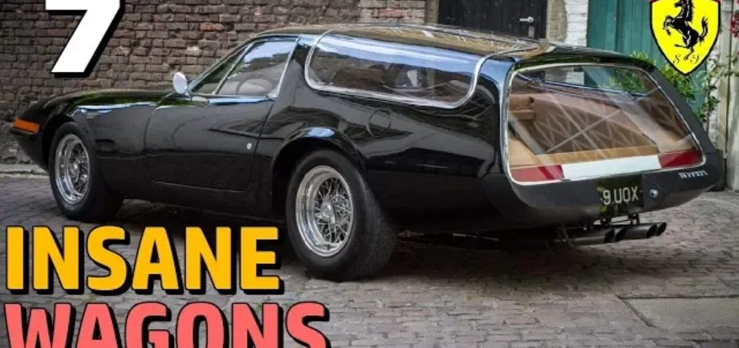 Insane Wagons Every Car Guy Should Know About