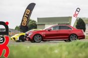 E63s AMG vs Supercars