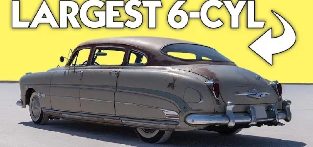 12 Largest Automotive 6 Cylinders
