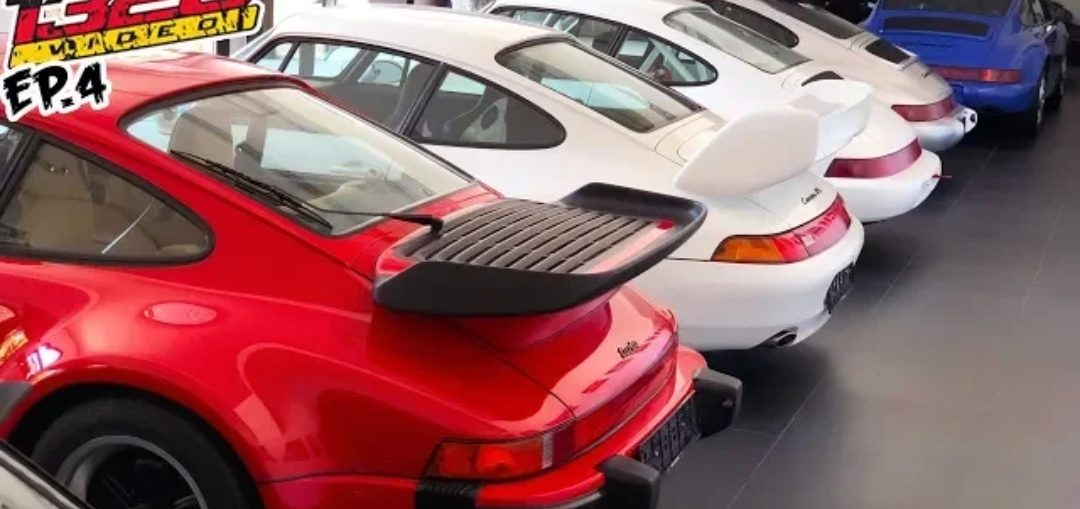 ULTIMATE Porsche 911 Collection