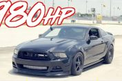 980HP Stick Shift Mustang