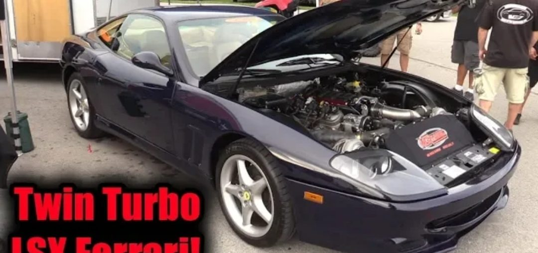 Twin Turbo LSX