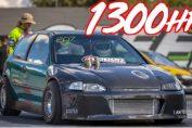 1300HP AWD Honda