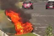 nurburgring crashes fails