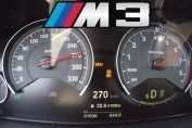BMW M3 F80 Acceleration