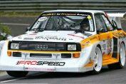 Audi Quattro 5 cylinder Audi S1 Prospeed
