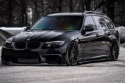 BMW 335i Big Turbo 900HP E91