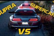 2JZ Toyota Supra Supercars