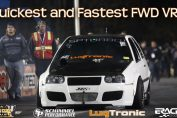 Quickest and Fastest FWD VR6 Turbo