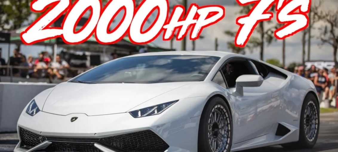 2000HP Lamborghini Huracan Twin Turbo