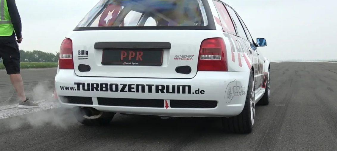 Audi RS4 Avant B5 2.7 BiTurbo PPR