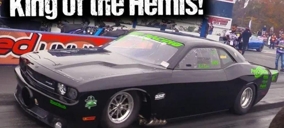 Big Turbo Challenger Hemi Record