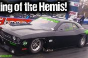 Big Turbo Challenger Hemi Record
