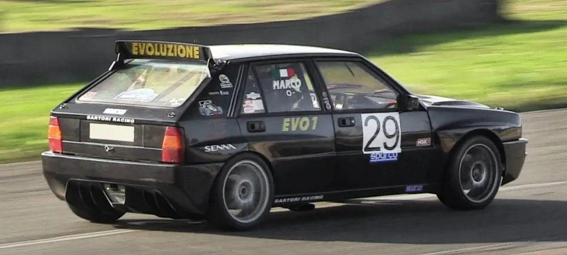 Lancia Delta Integrale EVO 1 Turbo