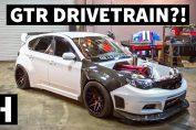 GTR Swapped Subaru