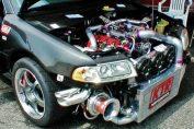 Big Turbo Quattro Audi