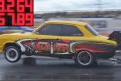 Duratec Turbo Ford Escort MK1