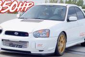 2JZ Swapped Subaru Impreza STI