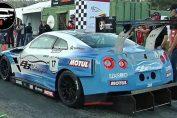 Turbocharger hillclimb GT-R