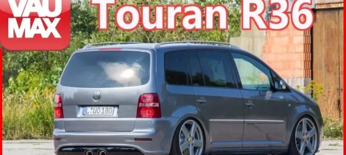 Volkswagen Touran R36 Swapped