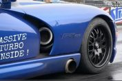 Turbocharged Viper GTS