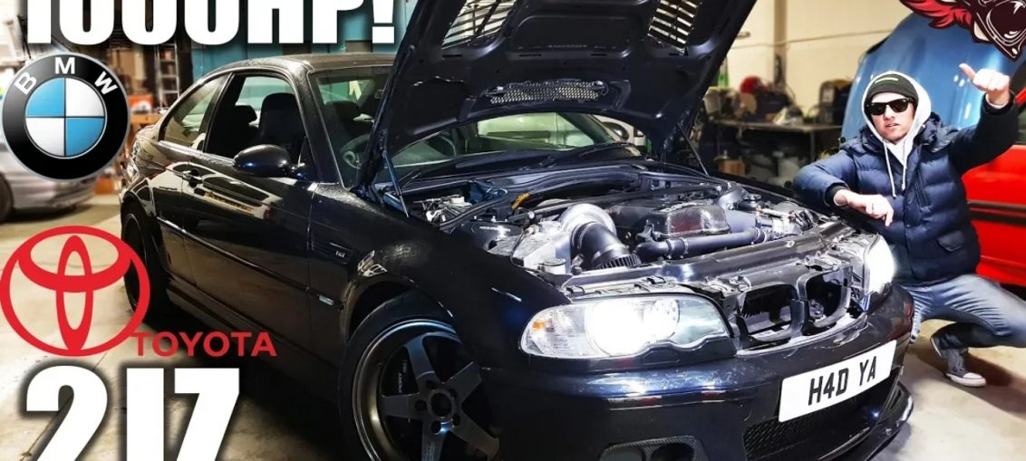 2JZ BMW M3