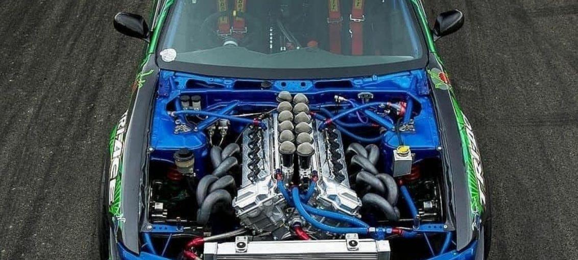 Silvia S14 V12
