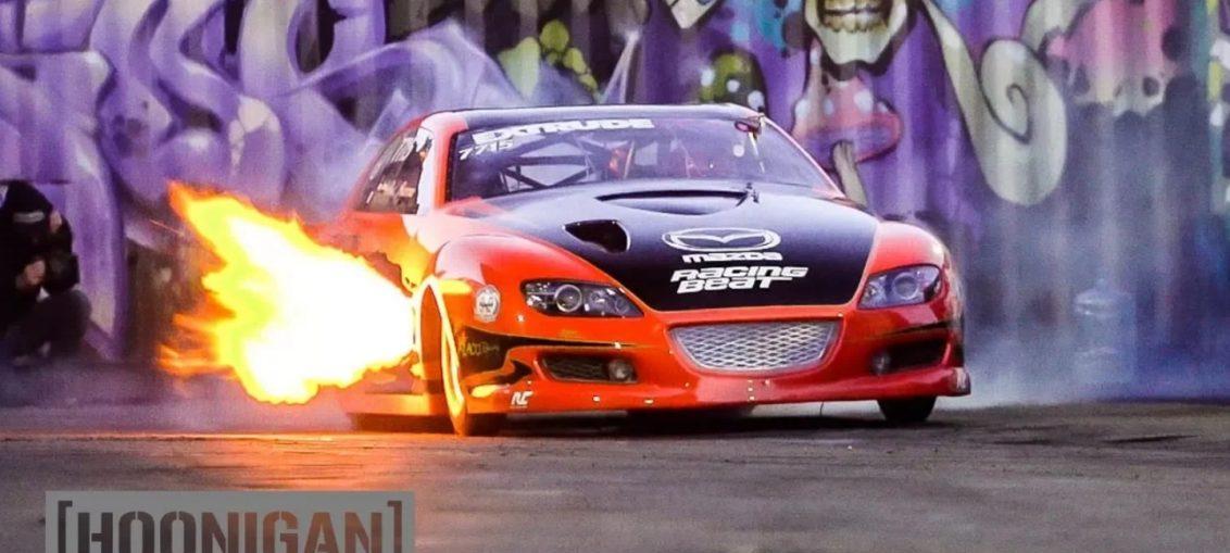 Mazda RX8 Drag