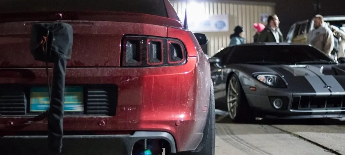 Turbo LS Mustang