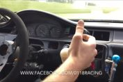 Sequential gearbox street car turbo stance