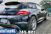745HP VW Scirocco R 2.0 TSI