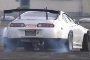 2jz big turbo Supra drift