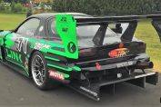 Mazda rx-7 triple rotor