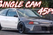 Stock Block Single Cam Honda Civic