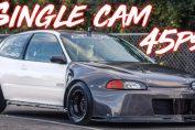 Stock Block Single Cam Honda Civic