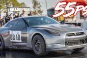 1800hp Nissan R35 GT-R