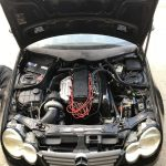 VR6 Turbo Swapped Mercedes C230 Sportcompact
