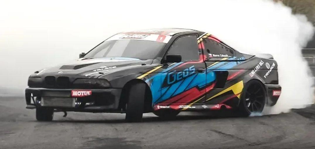 BMW E39 M5 Single Turbo