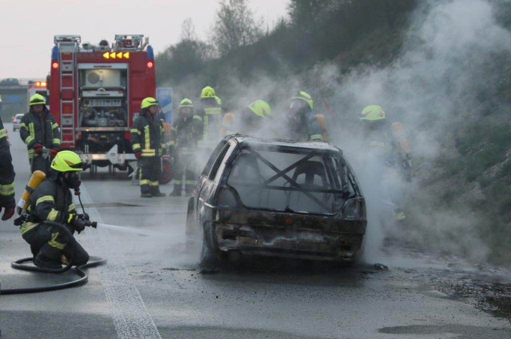 The 16Vampir Golf MK2 16v Turbo caught fire?!! - Turbo and