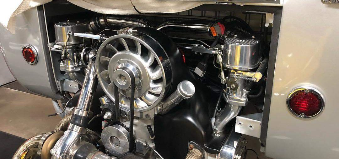 Powerhaus Build 2332cc 400HP Turbo Bus