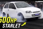 Toyota Starlet Big Turbo