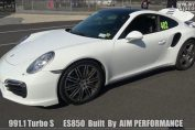 Stock Motor 991 Turbo Porsche
