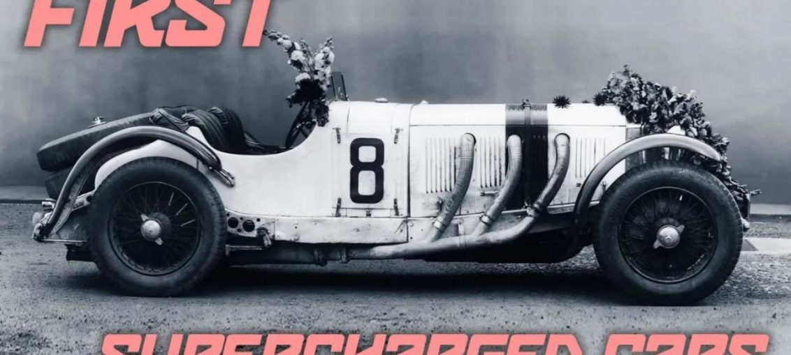 5 Of The First Supercharged Cars In The World