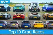 Best Drag Races